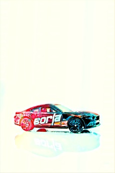 Hot Wheels Ford Mustang GT Wicked ART Filter