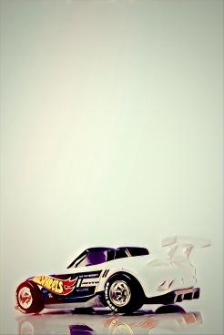 Hot Wheels Mazda Miata MX5 Art Filter
