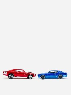 Hot Wheels Dixie vs. Kenmeri
