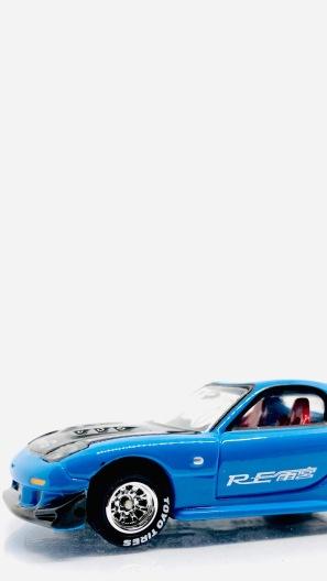 Tomica Premium Mazda RX7