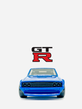 Hot Wheels Nissan Skyline Kenmeri GT-R