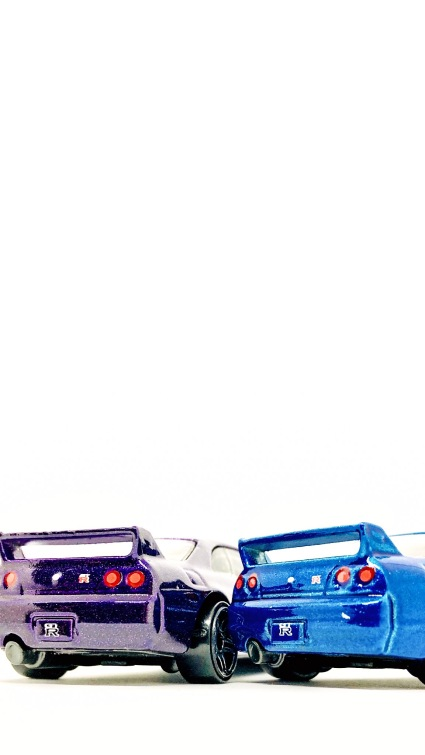 Hot Wheels Nissan Skyline GTR R-33