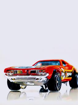 Hot Wheels Dixie Challenger