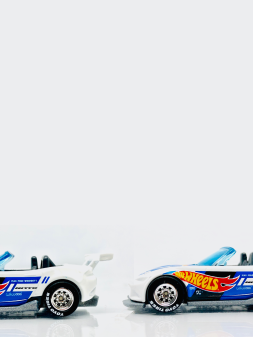 Hot Wheels Mazda Miata MX-7