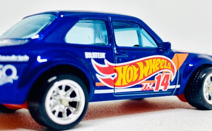 Hot Wheels Super Treasure Hunt: Ford Escort diGantungan!