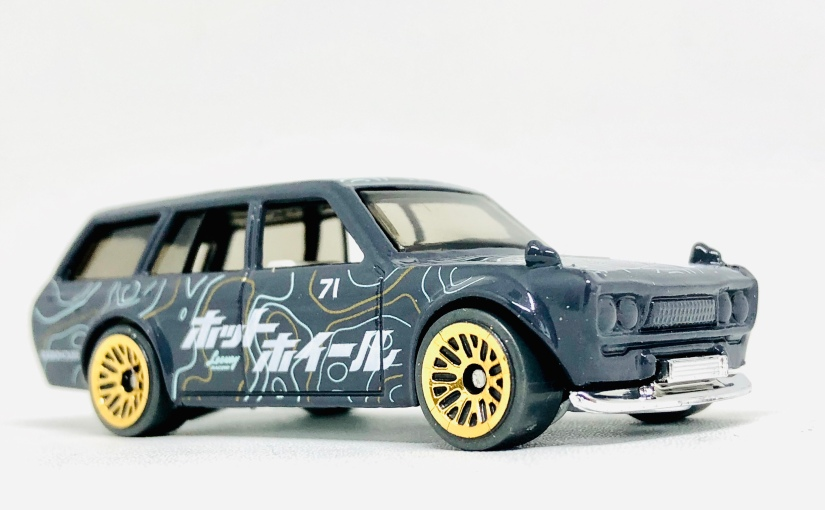 Hot Wheels Indonesia Datsun Bluebird Wagon Collection