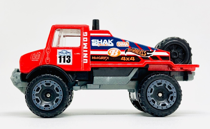 Hunting Hot Wheels 2019 Central Mall Bangkok: Grand Sport, Skyline, Unimog and Acura!