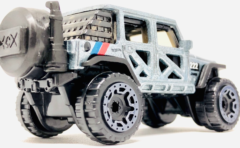 Unboxing 2019 Hot Wheels Indonesia: Unimog, Land Rover dan Jeep Wrangler!
