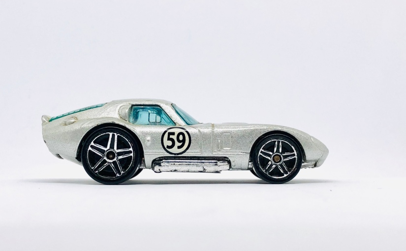 Hot Wheels Shelby Cobra GT