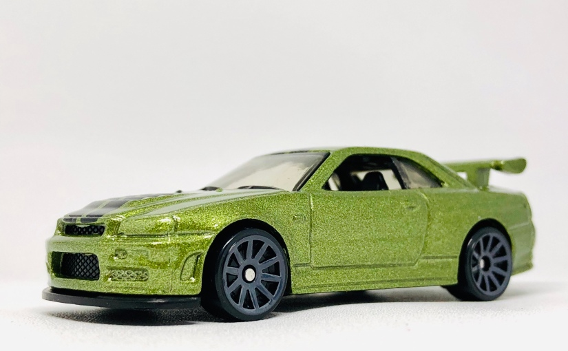 Unboxing: Hot Wheels Indonesia 2019 Fairlady, Skyline R34 dan Golf