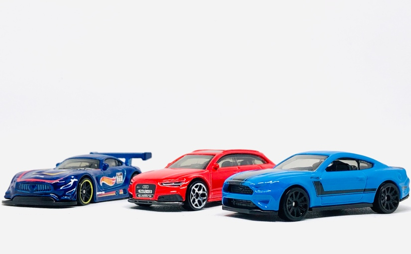 Triple Showdown: Merc AMG vs. Ford Mustang vs. Audi Avant